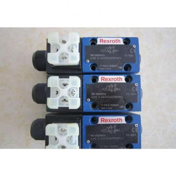 REXROTH 4WE 6 F6X/EW230N9K4 R900929237 Directional spool valves