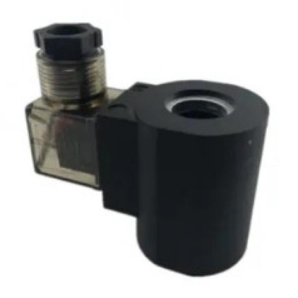 Vickers PV032R1K1T1NMRZ+PVAC1ECMNLJW20 Piston Pump PV Series #1 image