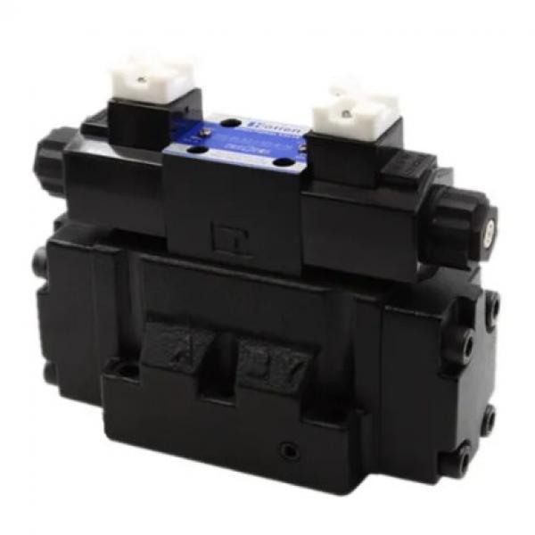 Vickers PV016R1K1T1NELZ+PVAC1ECMNSJW35 Piston Pump PV Series #1 image