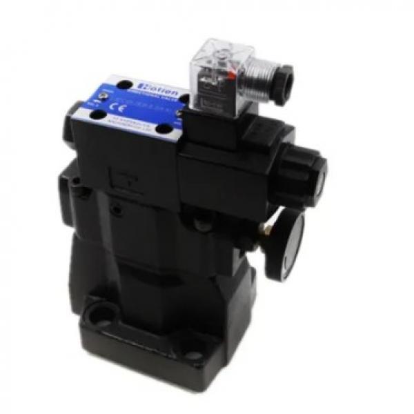 Vickers PV032R1K1T1NMMZ+PVAC2MCMNSJW35 Piston Pump PV Series #2 image