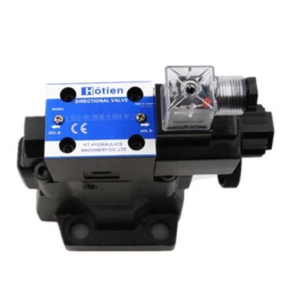 Vickers PV016R1K1T1NELZ+PVAC1ECMNSJW35 Piston Pump PV Series #2 image