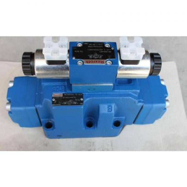 REXROTH 4WE 6 H7X/HG24N9K4 R901130745 Directional spool valves #1 image
